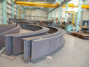 section-rolling-construction-tank-ring-beam