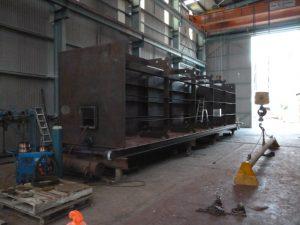 steel-fabrication-mining-mud-tank