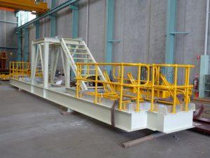 Steel Fabrication Mining Platform